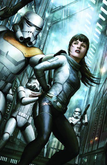 The best Solo story you've never read: 'Star Wars: Legacy II'