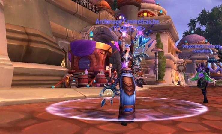 World of Warcraft: RIP Arcane Torrent, 2007 - 2018