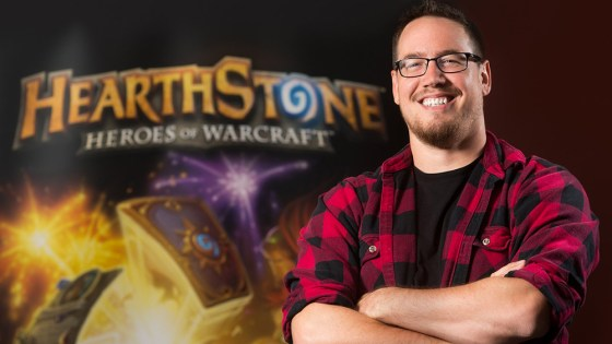 It's the end of an era in Hearthstone; game director Ben Brode leaves Blizzard after 15 years.