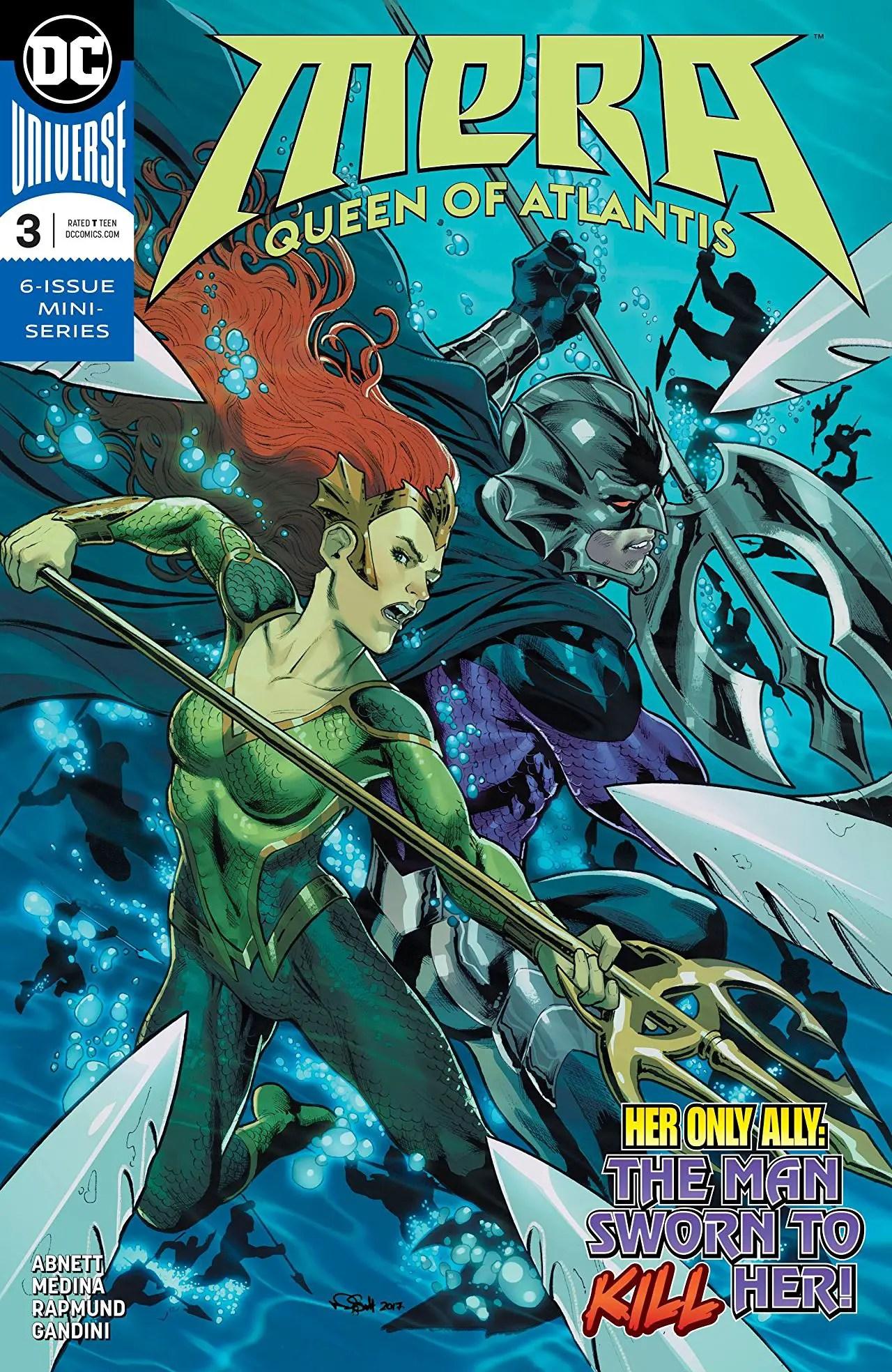 Mera: Queen of Atlantis #3
