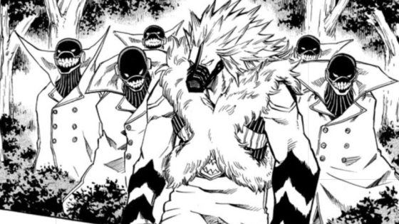 Midoriya and Gentle Criminal's battle approaches its climax!