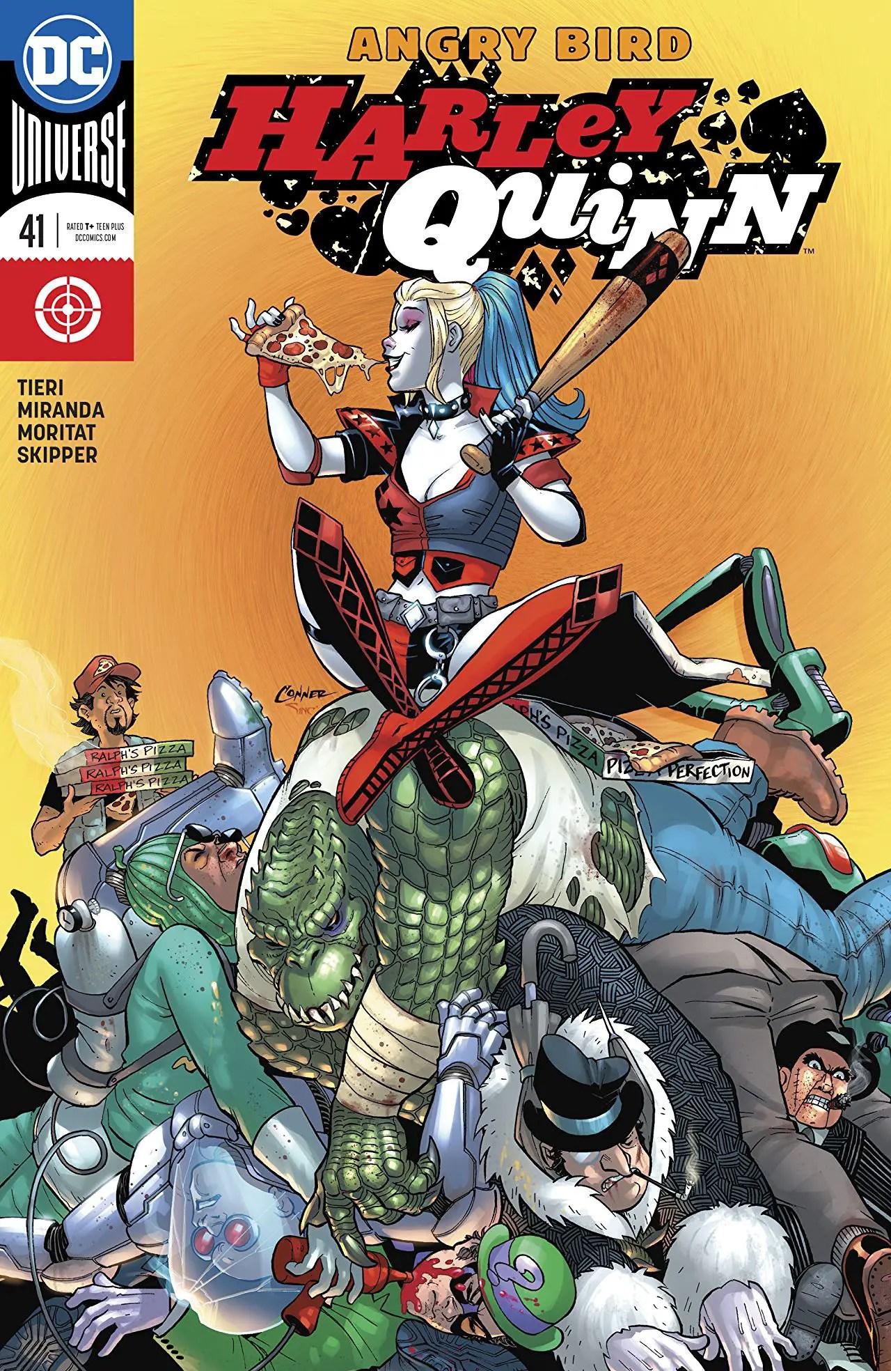 Harley Quinn #41 Review
