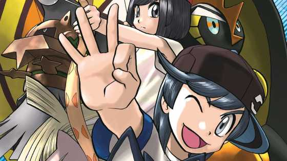 Viz Media to publish new manga series 'Pokemon Sun & Moon'