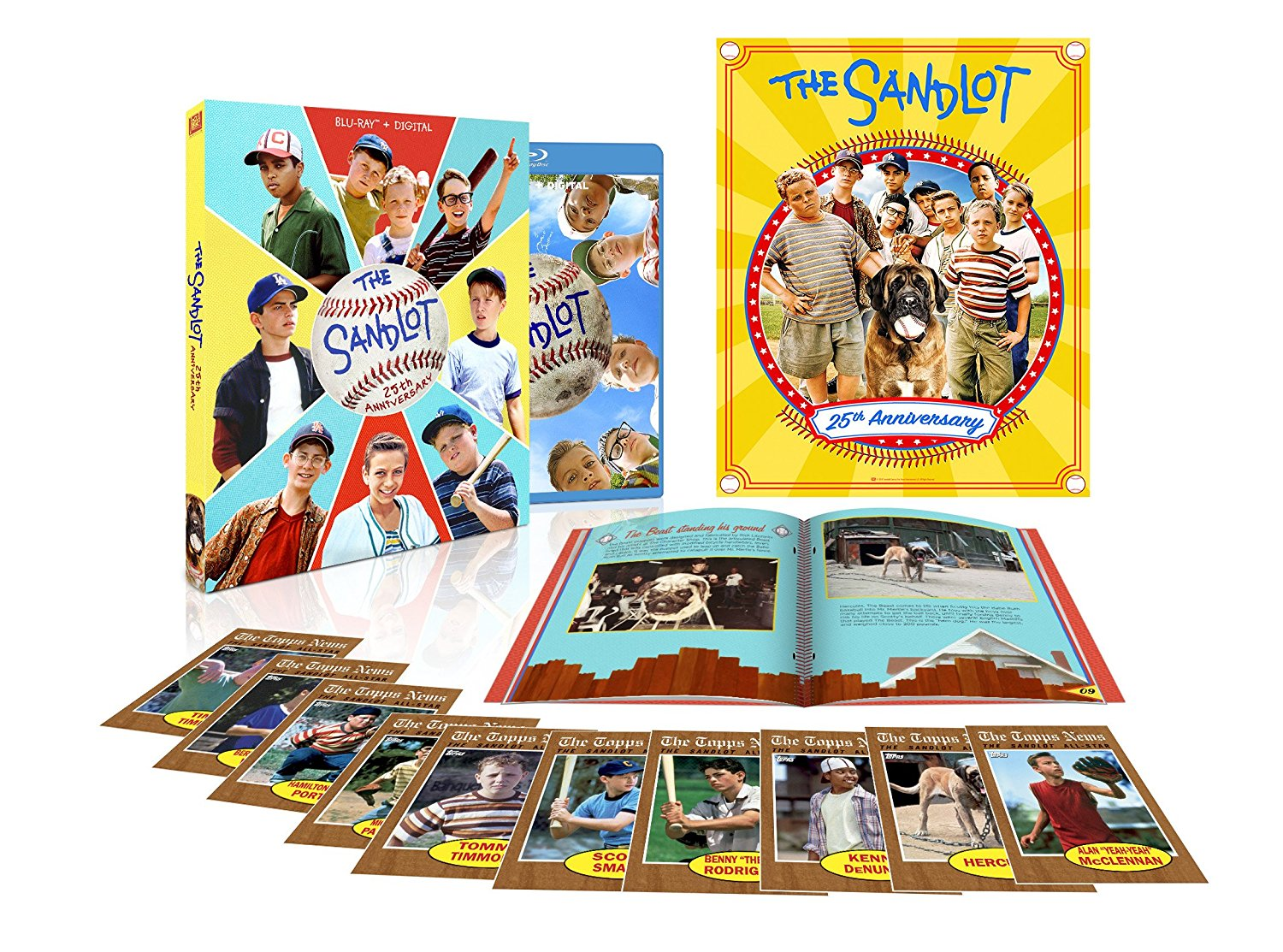 The Sandlot: 25th Anniversary Collector's Edition Blu-ray Review