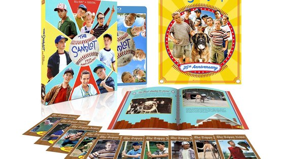 The Sandlot is an absolute childhood classic, especially for kids born in the '80s and '90s.