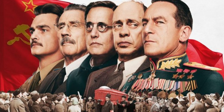 Have You Scene? The Death of Stalin review