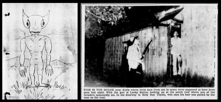 'Project Blue Book' turns the Hopkinsville goblin encounter into a literal circus