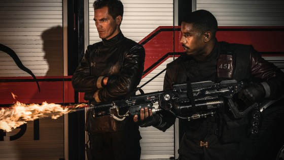 'Fahrenheit 451' gets updated for with some slick modern visuals with a story that remains as important as ever.