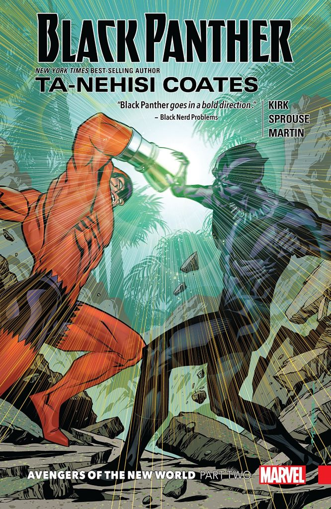 Black Panther Vol. 5: Avengers of the New World Part Two Review