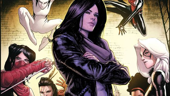 Artist David Marquez shines in the fun and final Brian Michael Bendis Defenders story.
