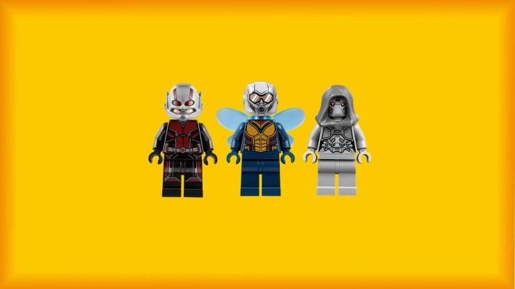 LEGO's Ant Man Quantum Realm Explorers set releases June 1