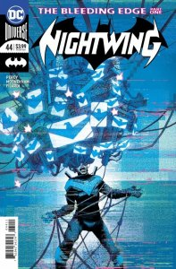 Fresh blood in Blüdhaven: An interview with 'Nightwing' writer Benjamin Percy