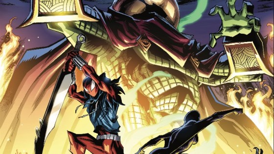 Marvel Preview: Ben Reilly: The Scarlet Spider #19