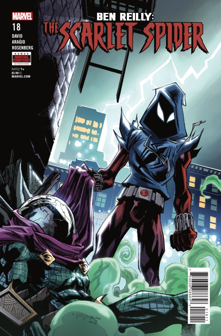 Marvel Preview: Ben Reilly: The Scarlet Spider #18