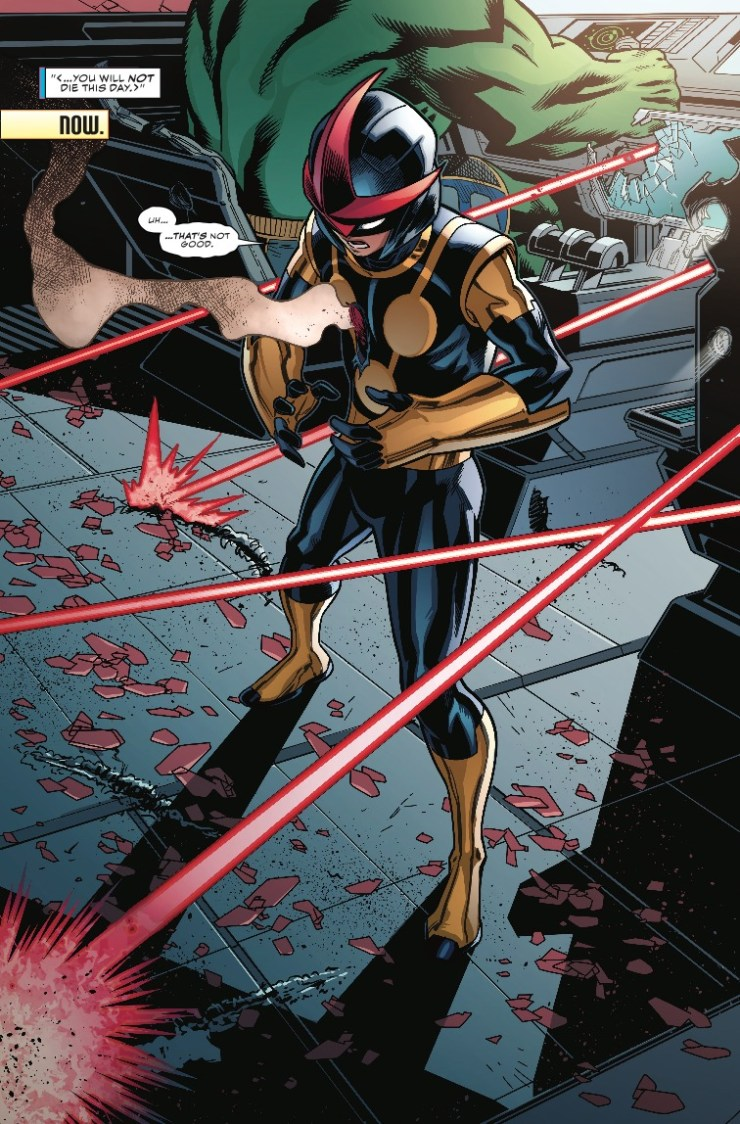 Marvel Preview: Champions #20