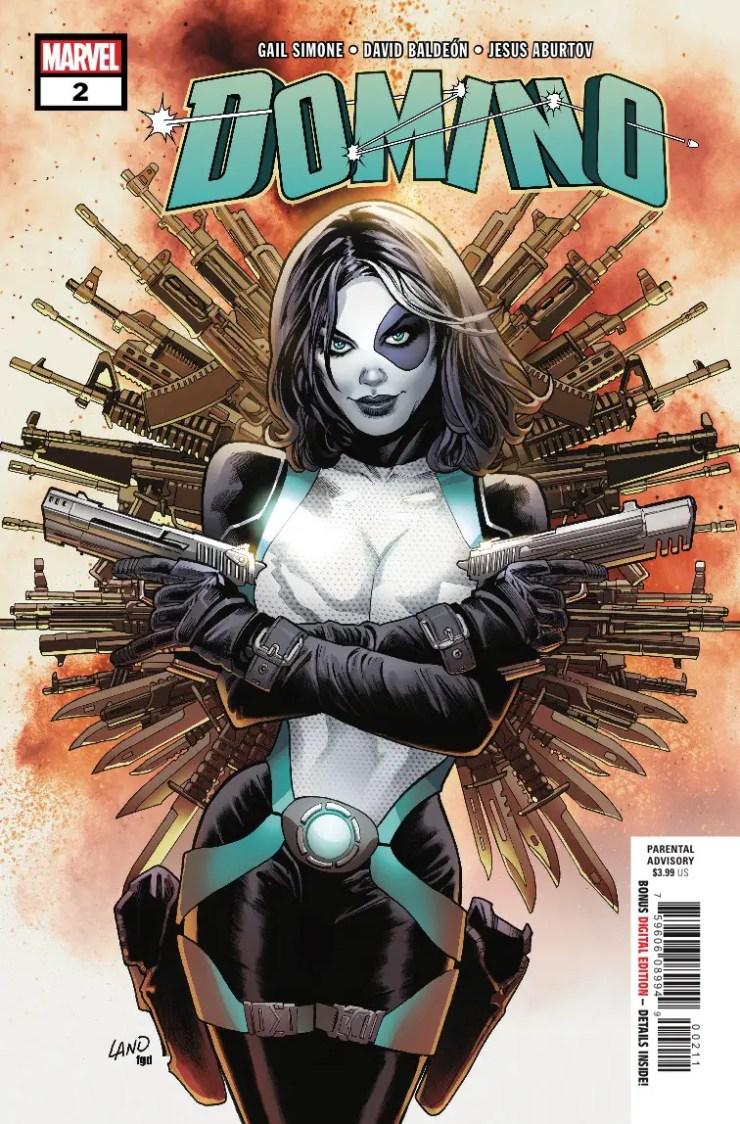 Marvel Preview: Domino #2