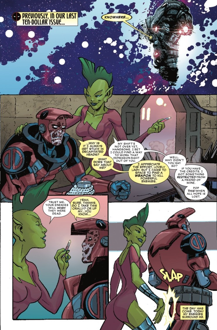 Despicable Deadpool #300 review: A hilarious finale to an incredible run