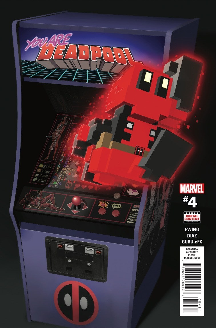 You Are Deadpool #4 Review