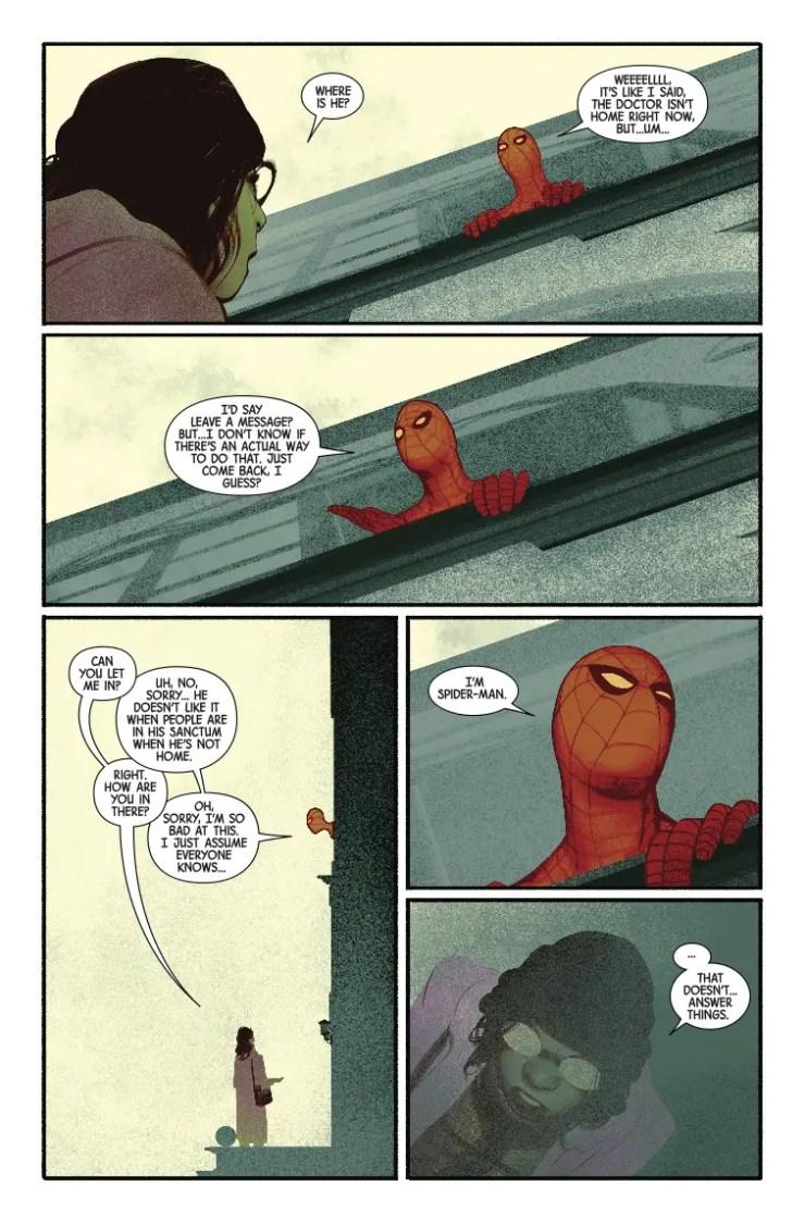 Marvel Preview: Doctor Strange #390