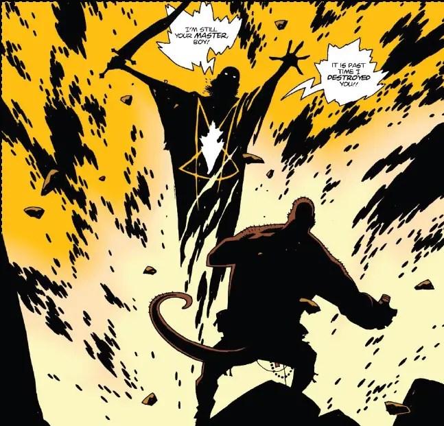 'Hellboy Omnibus Vol. 1: Seed of Destruction' Review
