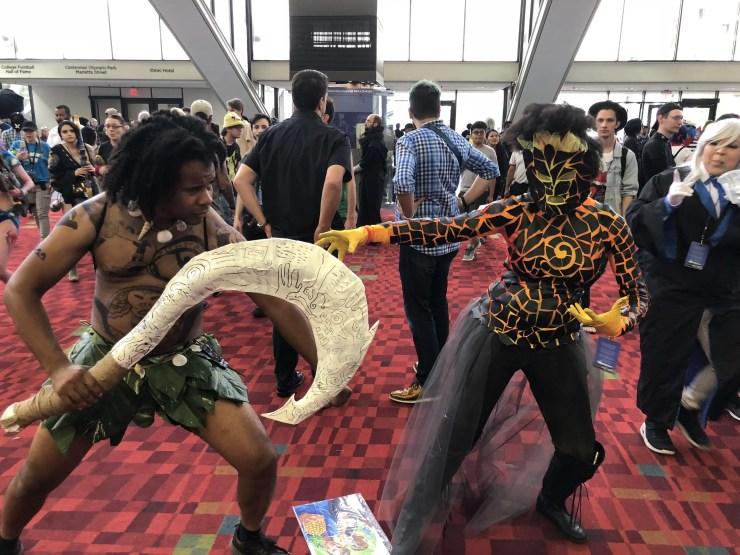 MomoCon 2018 - Saturday Cosplay Report