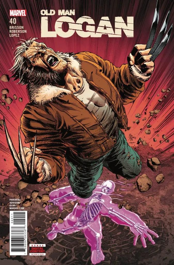 Marvel Preview: Old Man Logan #40