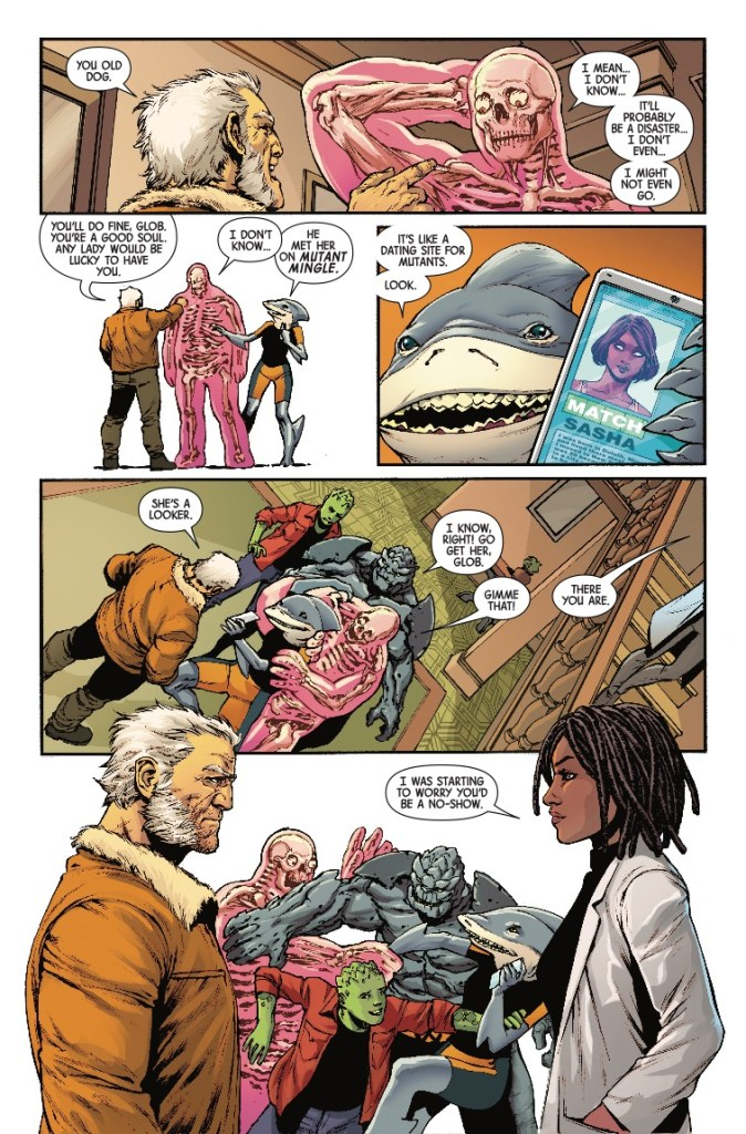 Marvel Preview: Old Man Logan #39