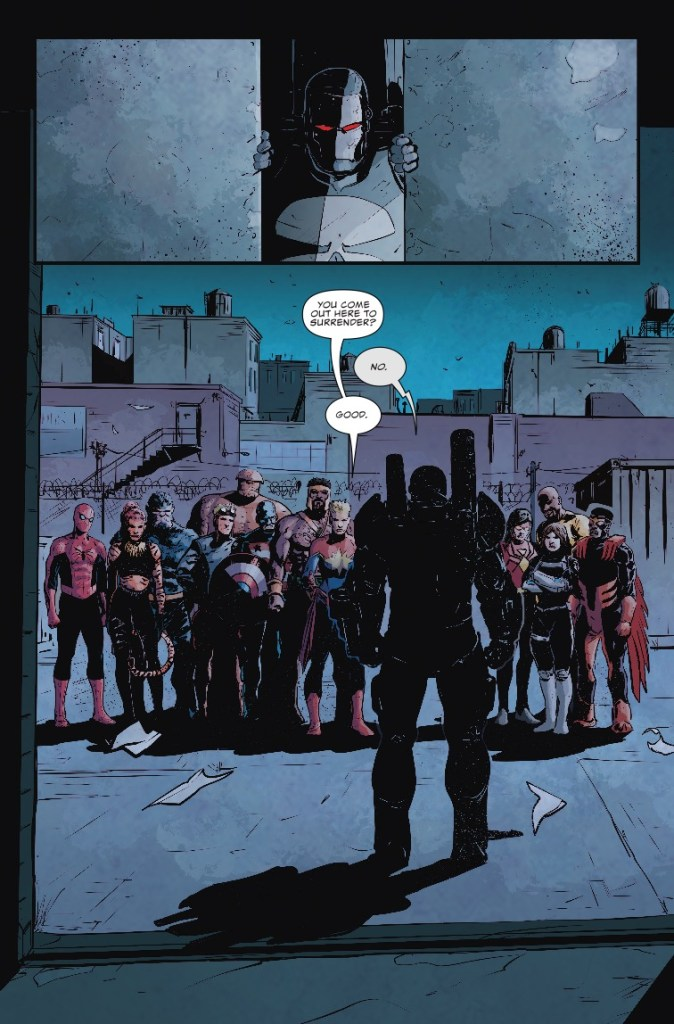 Marvel Preview: The Punisher #225