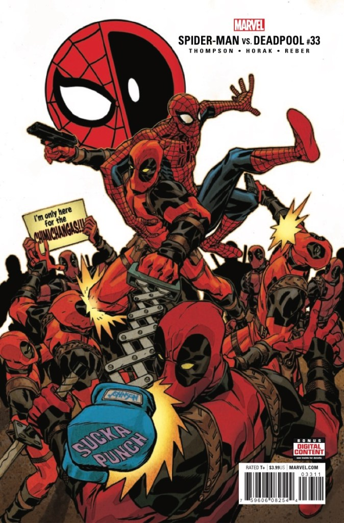 Marvel Preview: Spider-Man/Deadpool #33