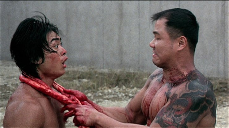 'Riki-Oh: The Story of Ricky' review: Violent, gory, nonsensical fun