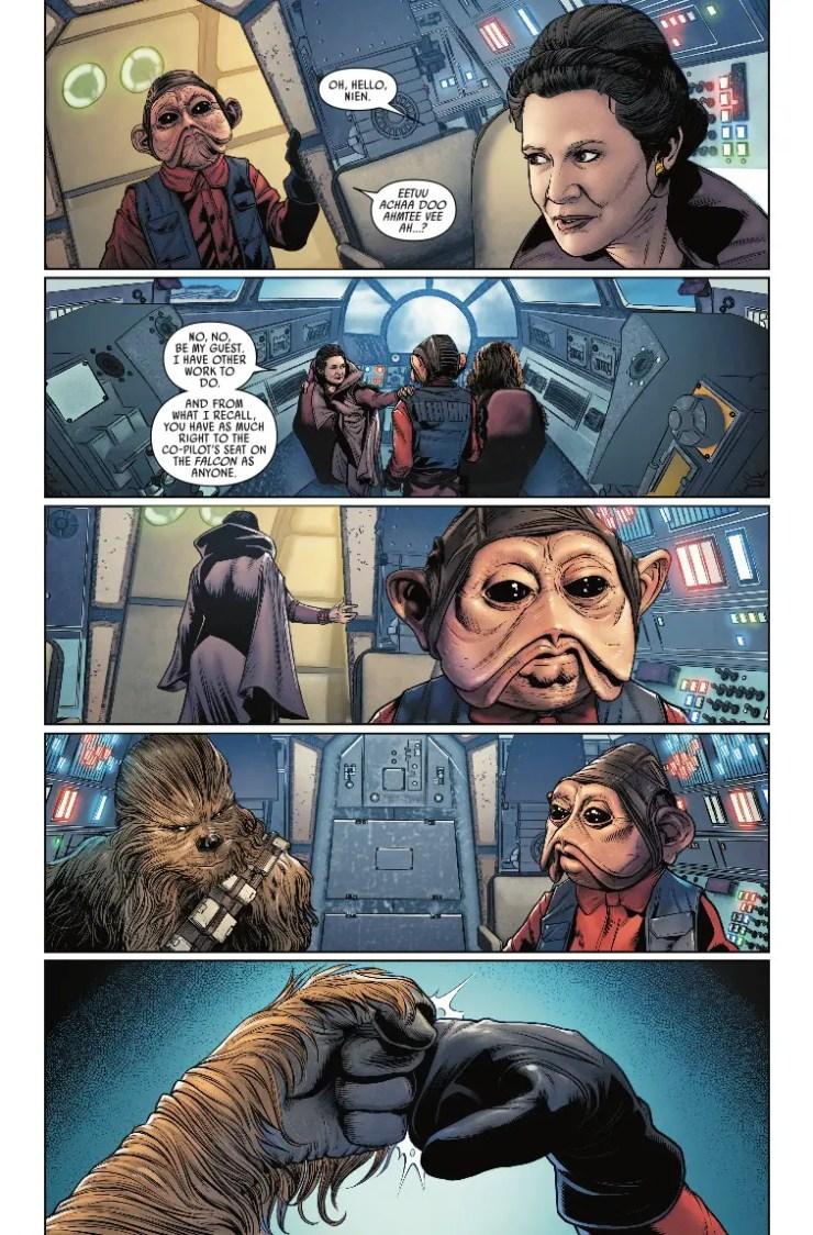 Star Wars: Poe Dameron #27 Review