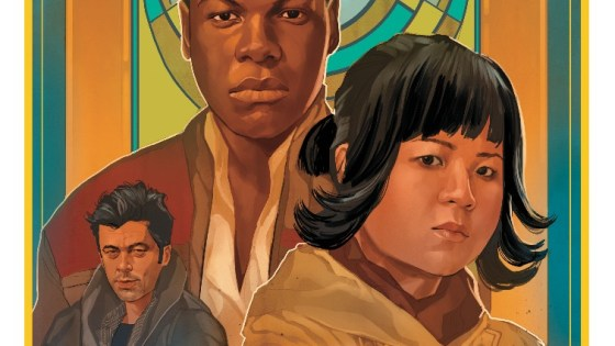 Marvel Preview: Star Wars: The Last Jedi Adaptation #3