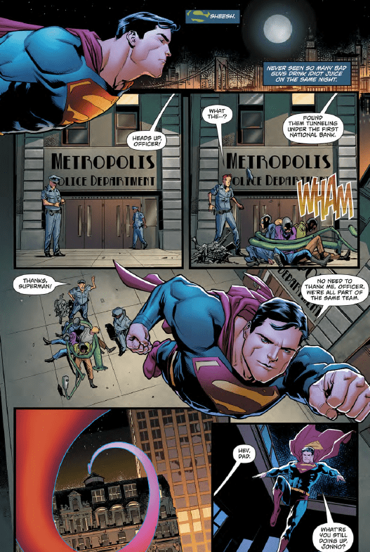 Superman Special #1 Review