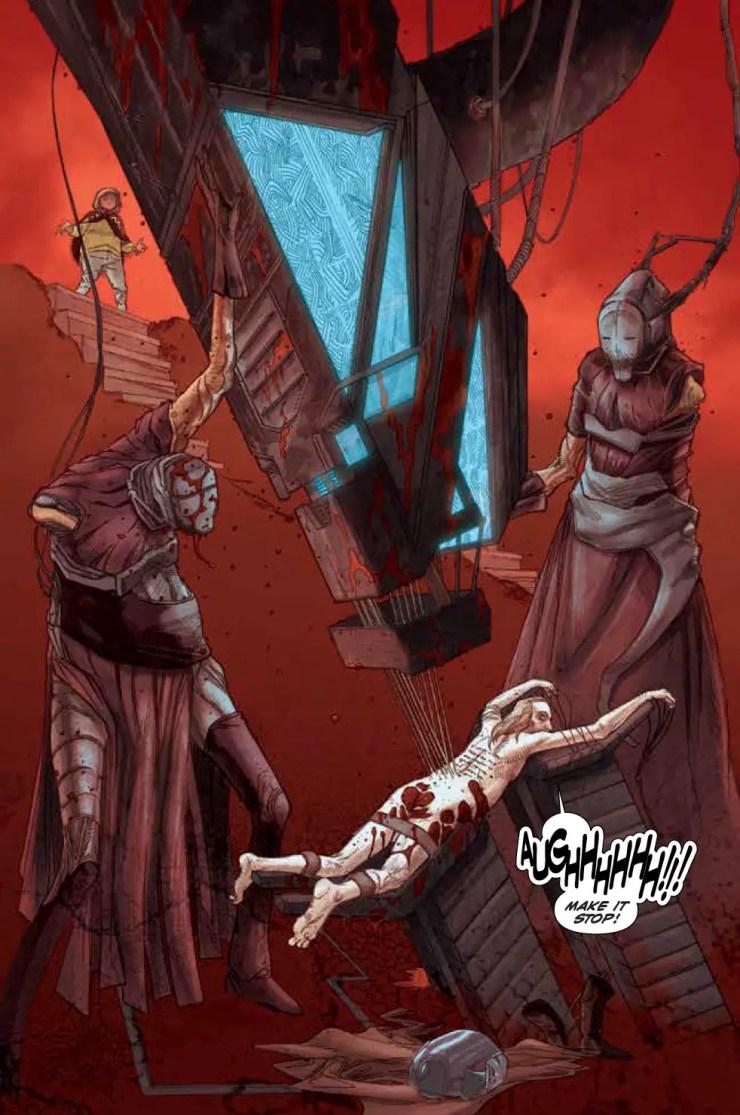 Her Infernal Descent #2 Review