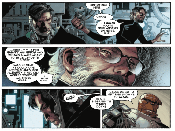 Marvel Two-In-One #6 Review