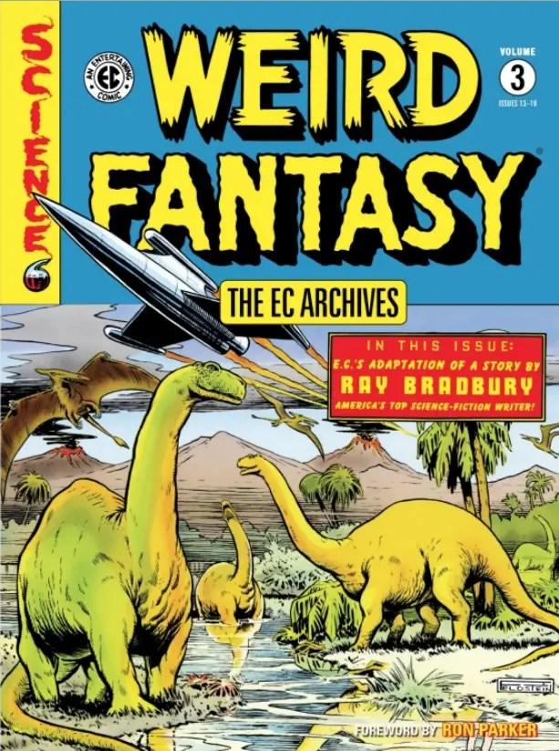 [EXCLUSIVE] Dark Horse Preview: EC Archives: Weird Fantasy Vol. 3