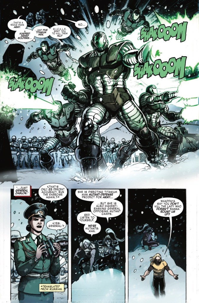 Marvel Preview: Weapon X #19