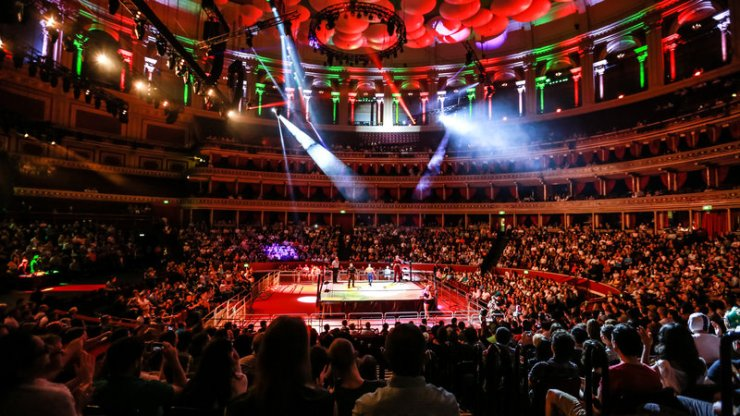 Meet the competitors of the next WWE UK Tournament from Royal Albert Hall