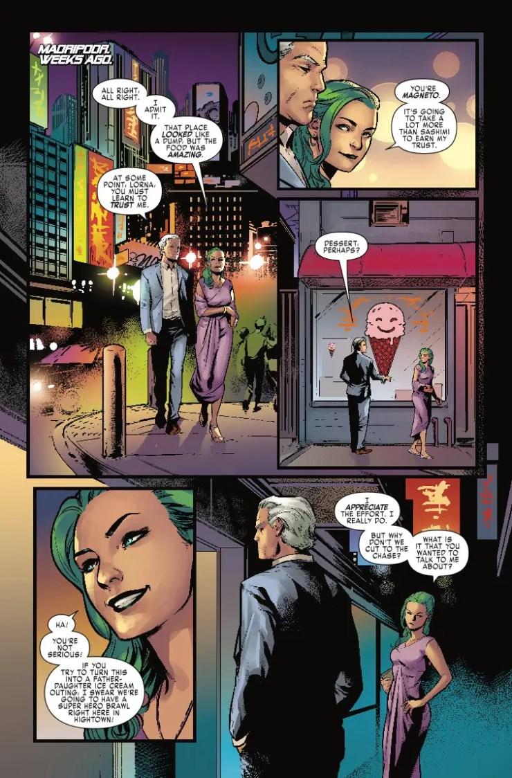 Marvel Preview: X-Men Blue #27