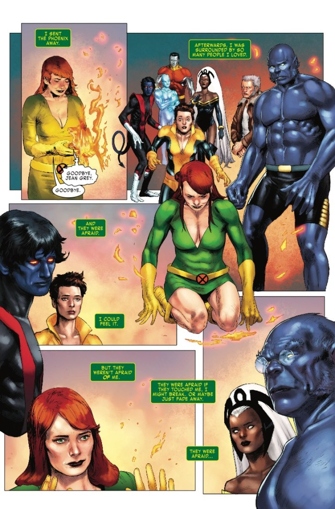 Marvel Preview: X-Men Red: Annual #1