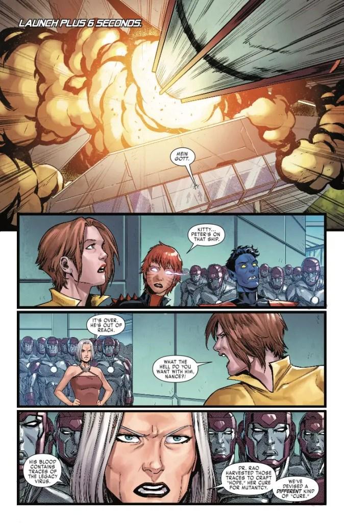 Marvel Preview: X-Men Gold #28