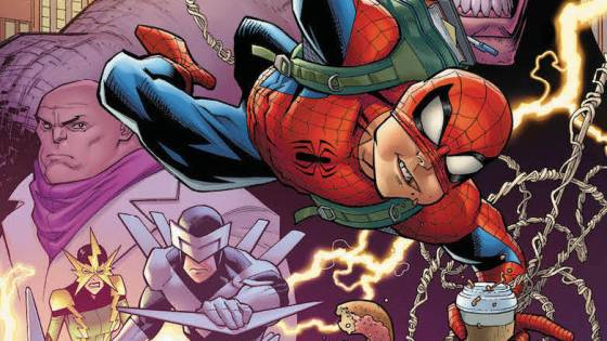 Free Comic Book Day 2018: Amazing Spider-Man/Infinity Watch Review