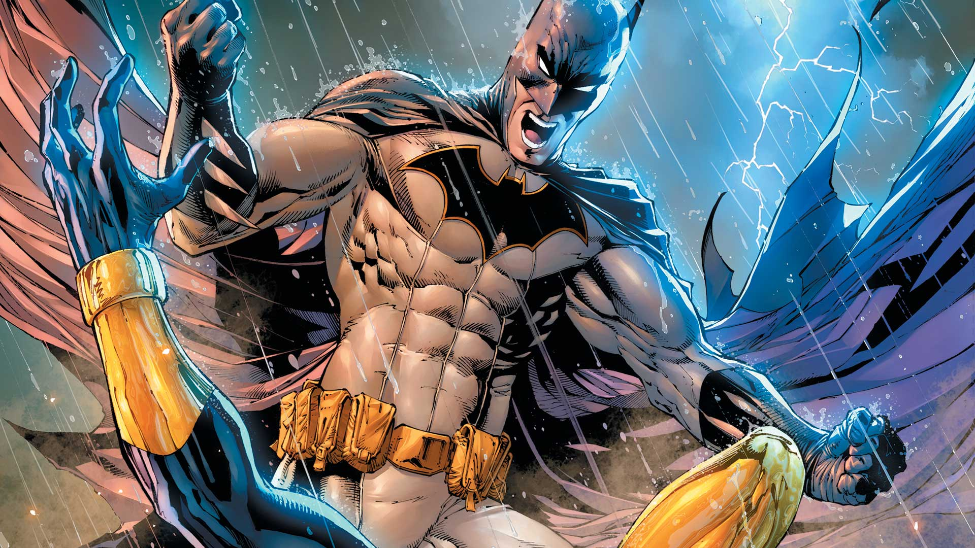 Batman #47 review: The crazy climax of Booster Gold and Bruce Wayne's bogus journey