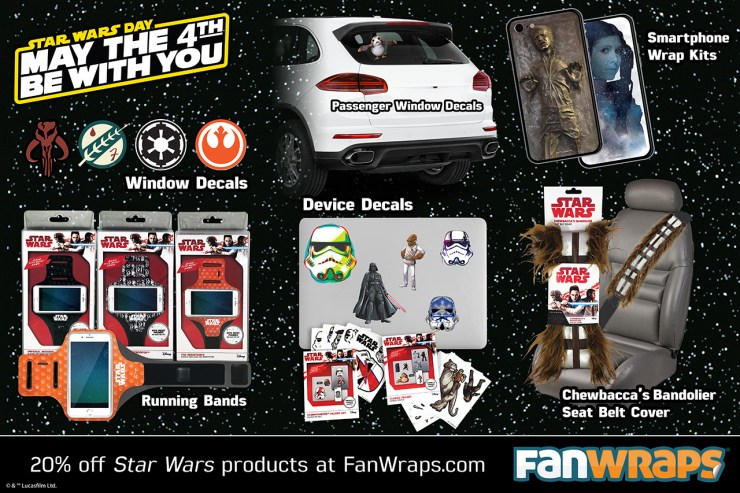 Get these Star Wars deals on May the 4th