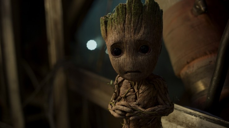 James Gunn confirms a character's last words in Avengers: Infinity War