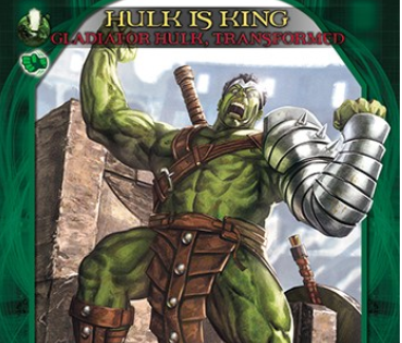 'Transform' ups the artistic ante in Marvel Legendary:  World War Hulk