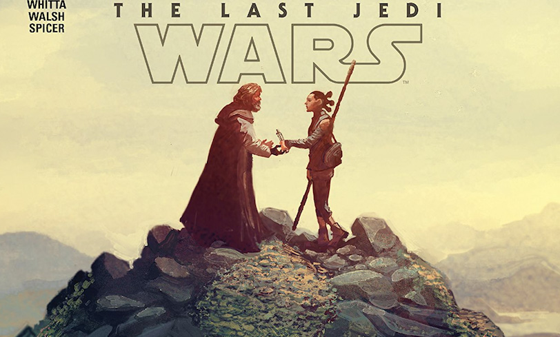 Star Wars: The Last Jedi Adaptation #1 Review