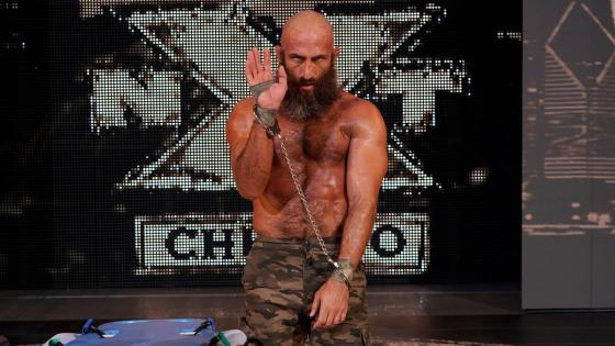 Did Lars Sullivan put an end to Black's reign? Did fuckface Ciampa get what's coming to him? Find out in a wild show from Chicago.