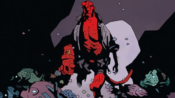 'Hellboy Omnibus Vol. 2: Strange Places' review