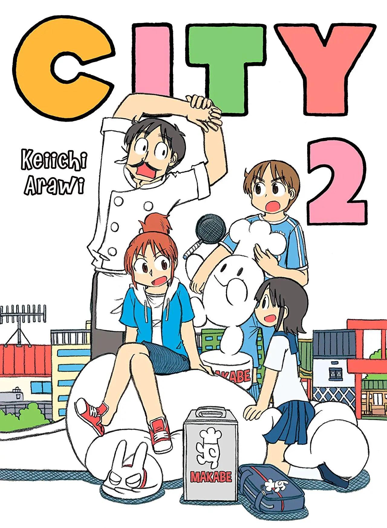City Vol. 2 Review